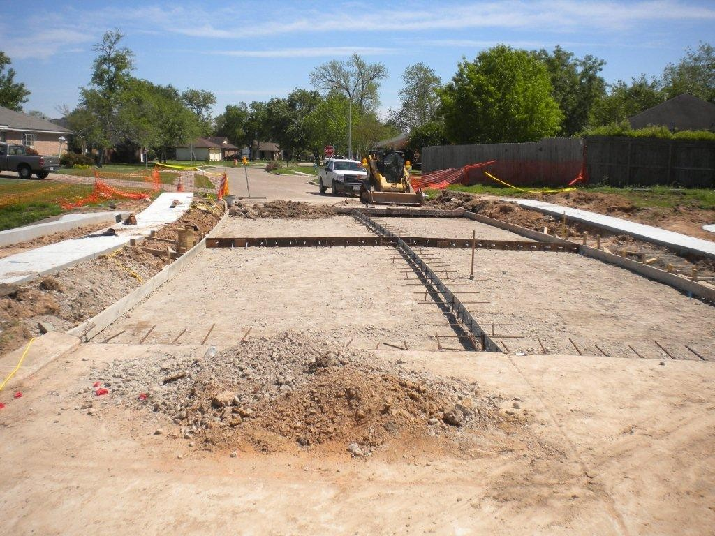 Road Panels Lake Jackson Texas Icf Concrete Additives